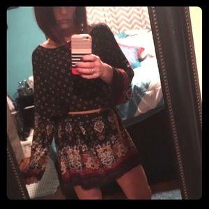 Dresses & Skirts - 🍁NWT! Mini dress ❤️